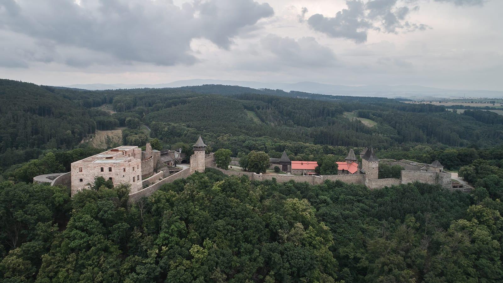 Helfštýn Castle  - 1 1 33