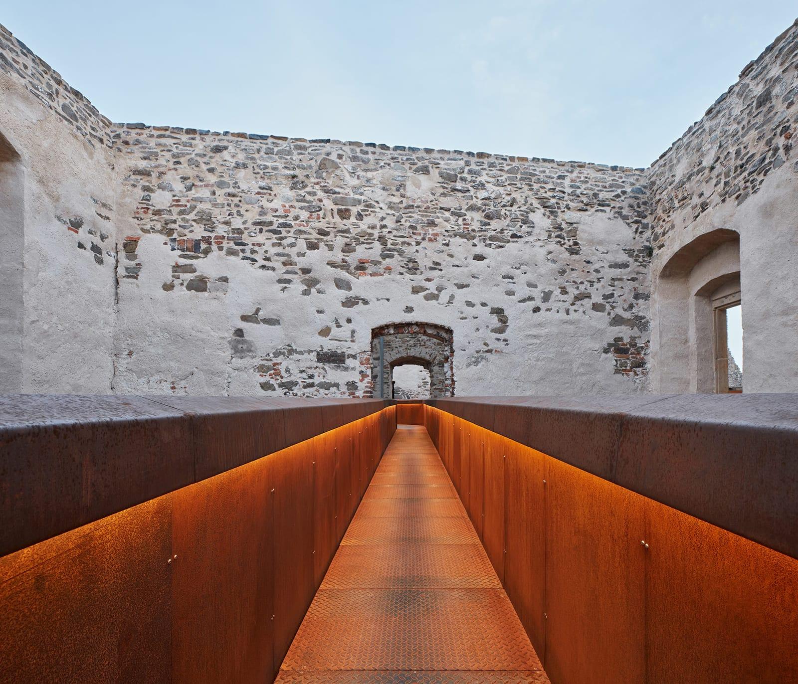 Helfštýn Castle  - 12 65