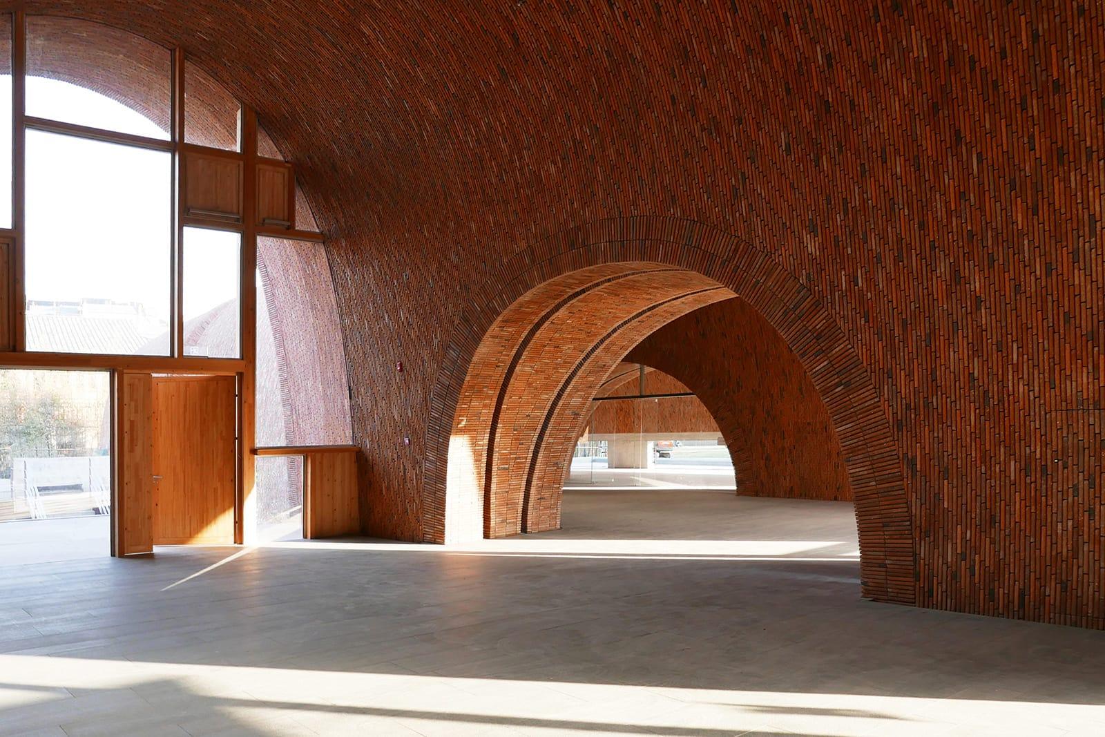 Imperial Kiln Museum in Jingdezhen  - 6.2 ©Studio Zhu Pei 1 47