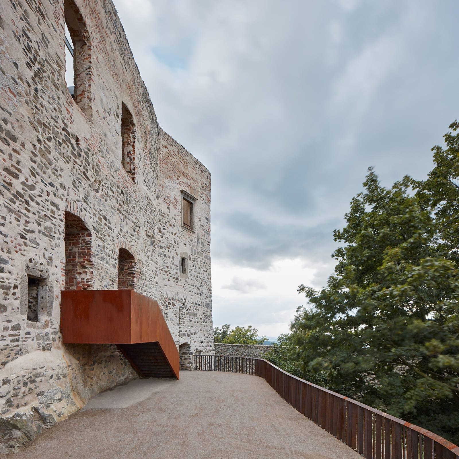 Helfštýn Castle  - 7 49