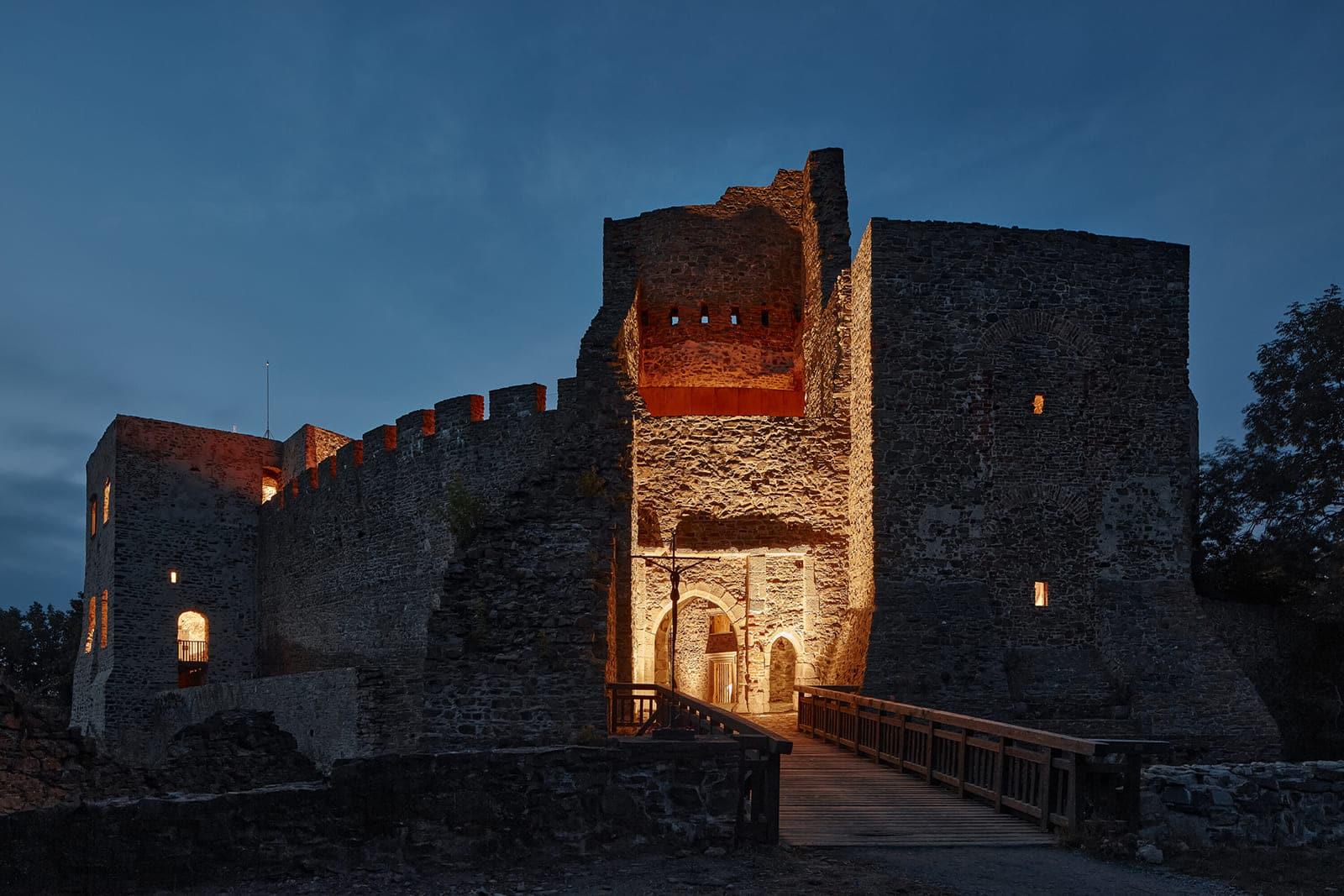 Helfštýn Castle  - 99 1 71