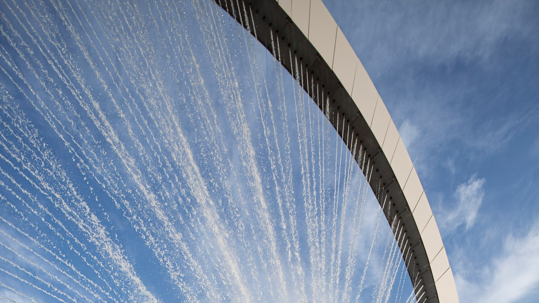 Kiryat Gat Water Fountain  - Nimrod Levy2 377