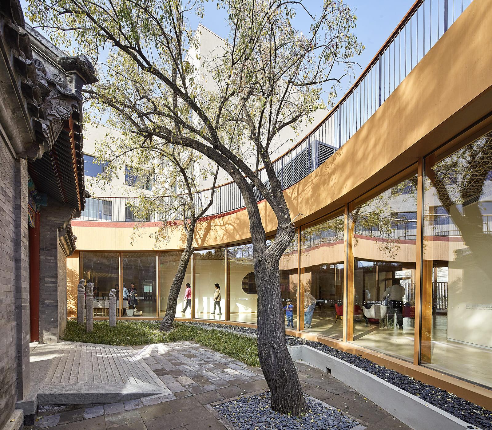 Yuecheng Courtyard Kindergarten  - 10 HuftonCrow 57