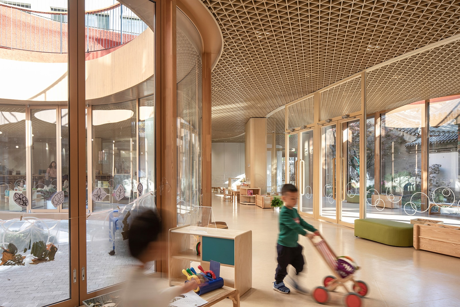 Yuecheng Courtyard Kindergarten  - 11.1 Tian Fangfang 59