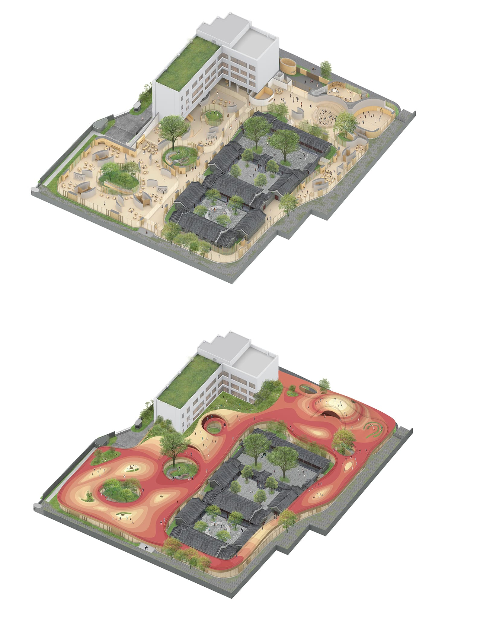 Yuecheng Courtyard Kindergarten  - 15 69