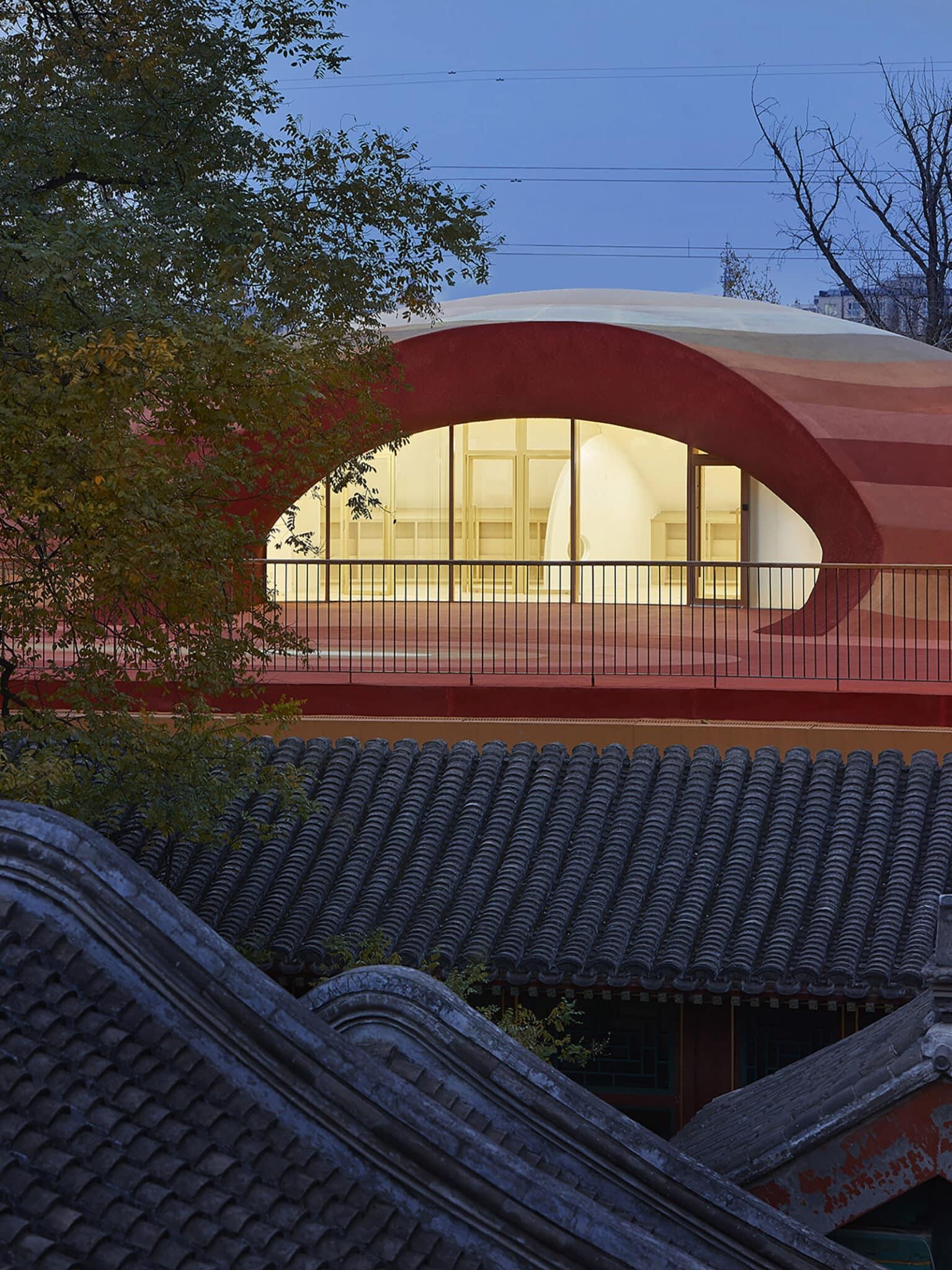 Yuecheng Courtyard Kindergarten  - 3.2 HuftonCrow 39