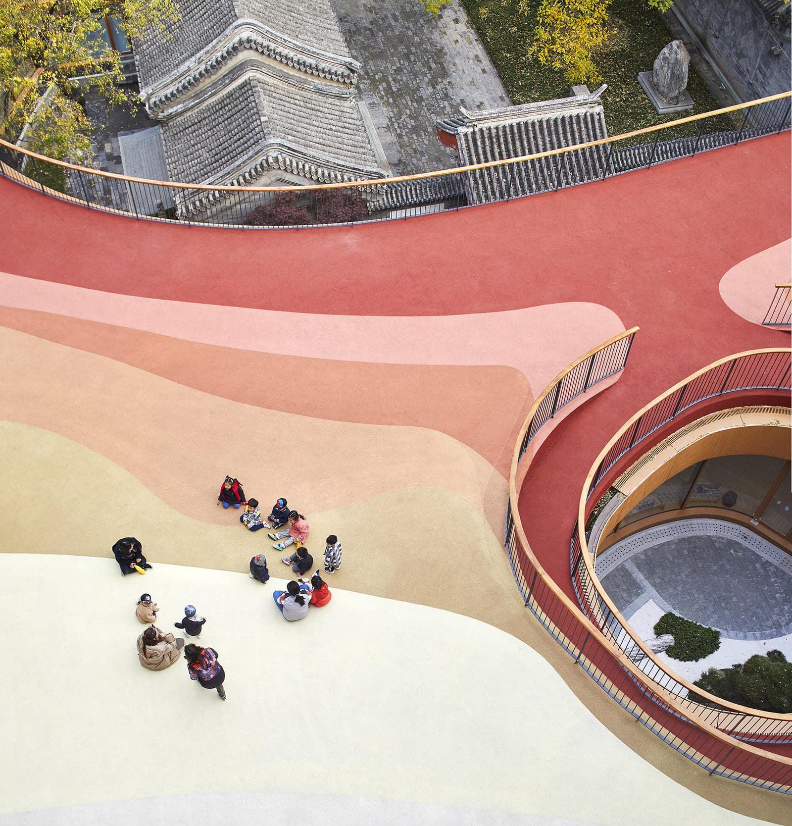 Yuecheng Courtyard Kindergarten  - 5 HuftonCrow 43