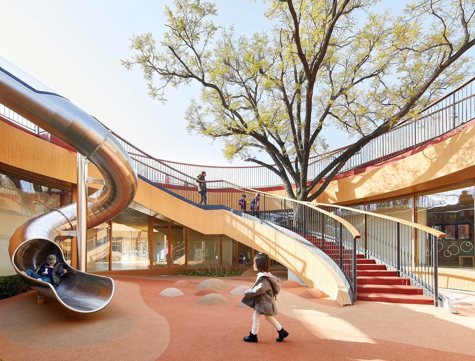 Yuecheng Courtyard Kindergarten  - 8 HuftonCrow 53