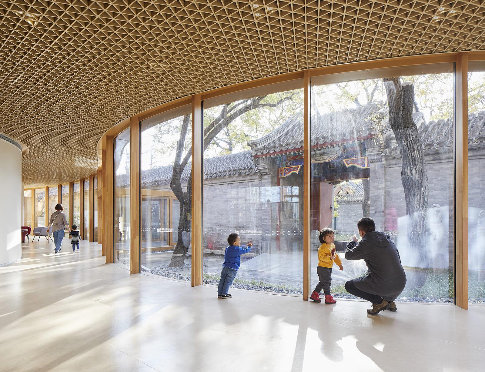 Yuecheng Courtyard Kindergarten  - 9 HuftonCrow 55