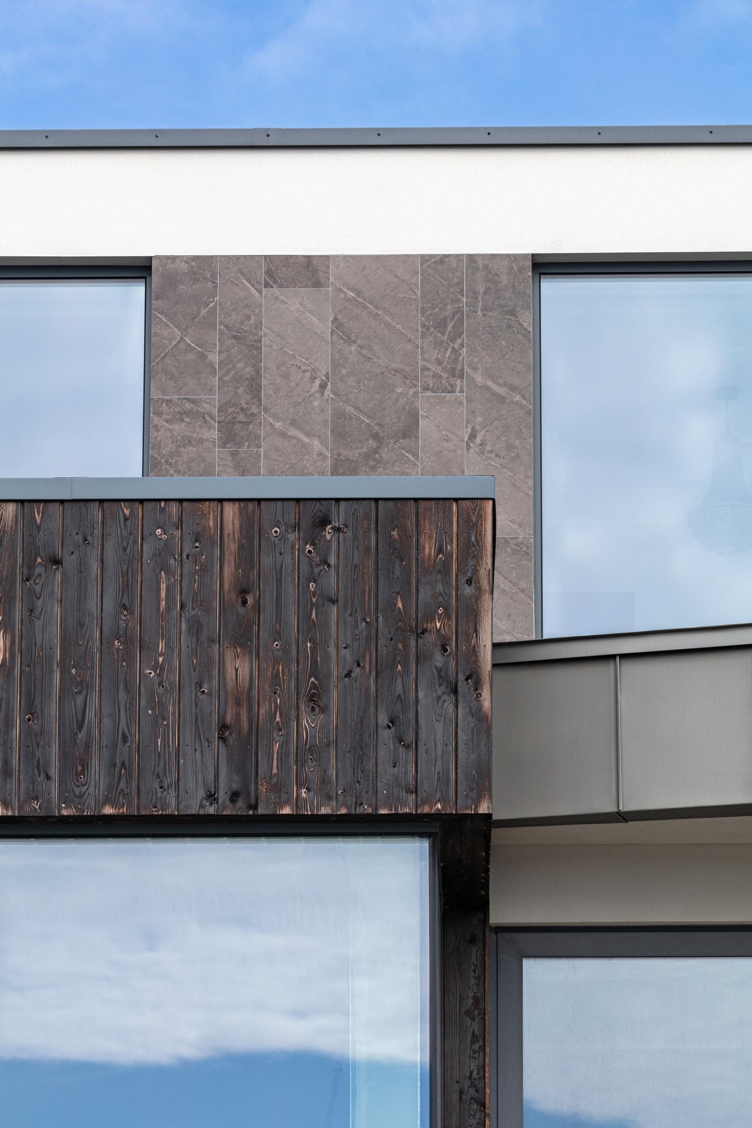 Cork Residential  - Cork residential facade 12 73
