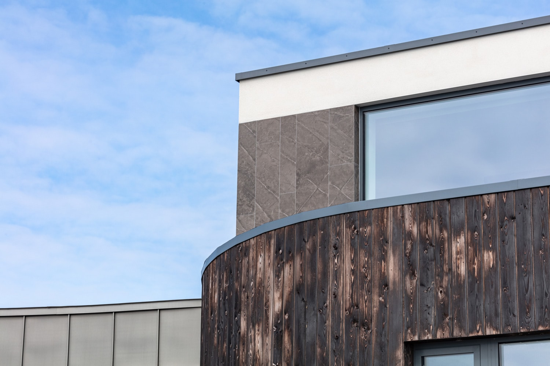 Cork Residential  - Cork residential facade 13 61