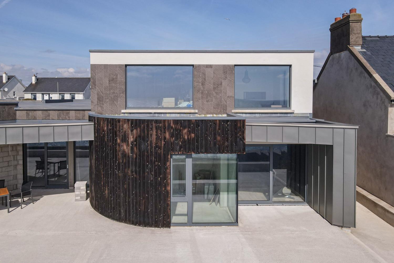 Cork Residential  - Cork residential facade 3 51