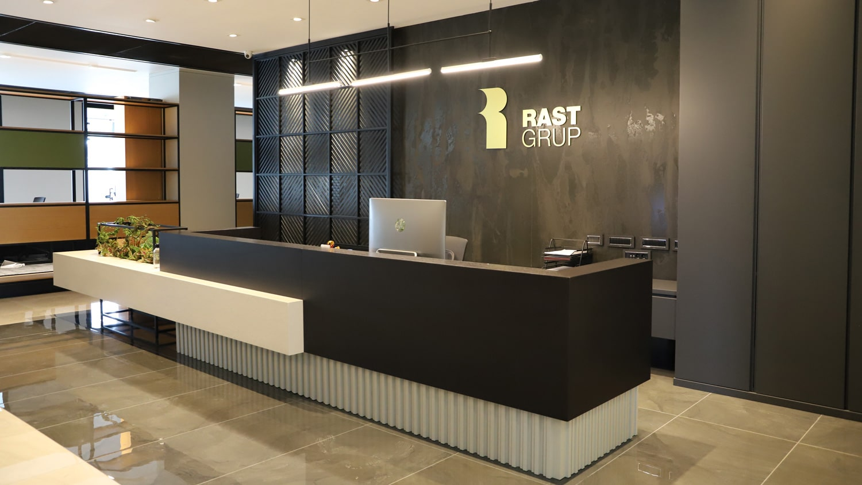 Rast Office  - Rast Office 8 120