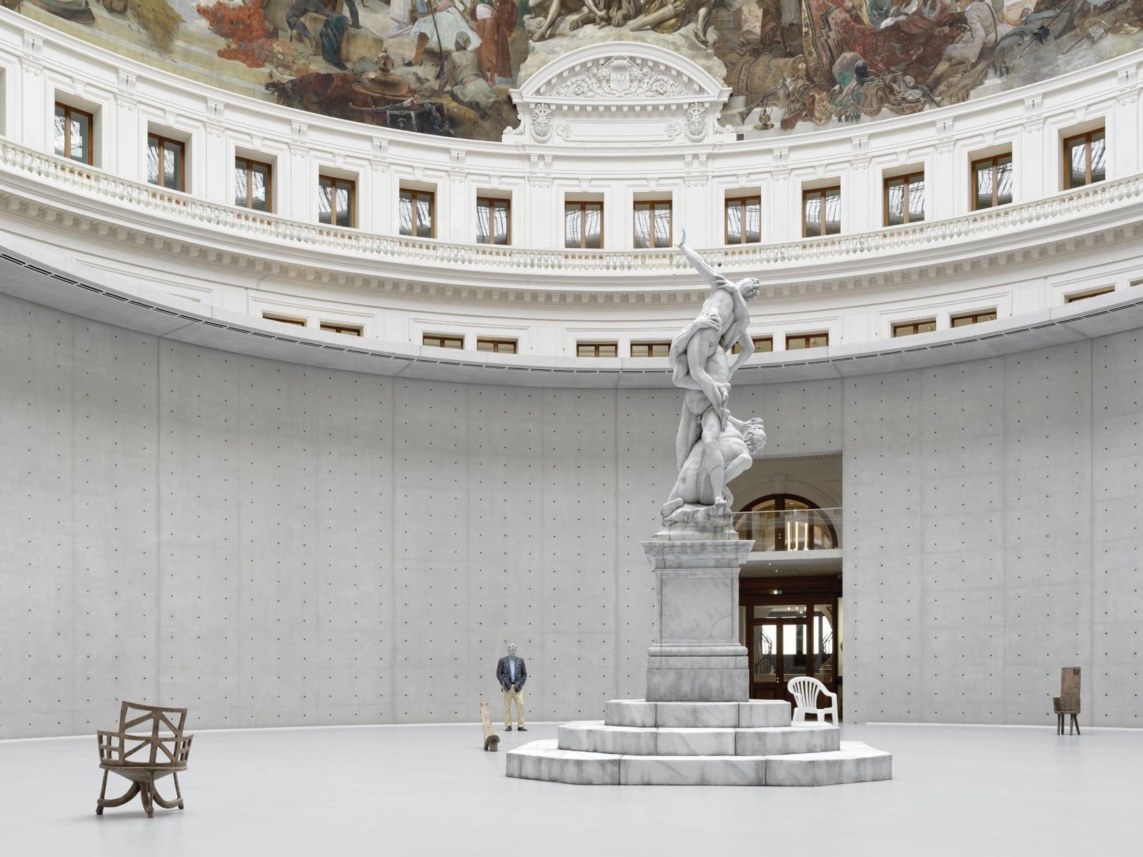 Pinault Museum  - 20210614 TadaoAndo MuseoPinault 01 StefanAltenburger 31