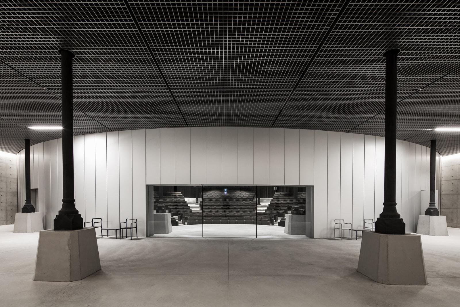 Pinault Museum  - 20210614 TadaoAndo MuseoPinault 07.1 Patrick Tourneboeuf 45