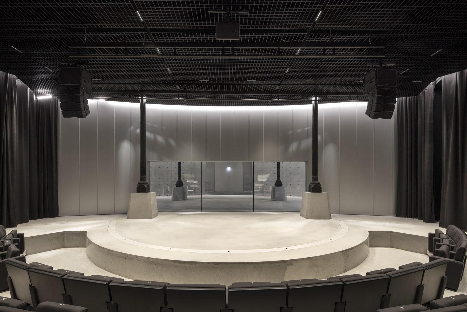 Pinault Museum  - 20210614 TadaoAndo MuseoPinault 07.2 Patrick Tourneboeuf 47