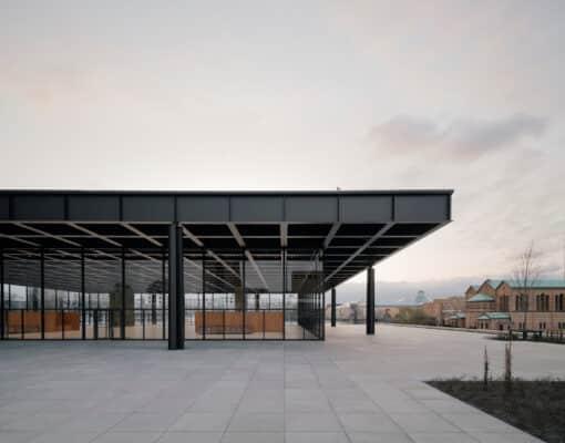 Inspirierende Projekte  - 20210625 Chipperfield NeueNationalgalerieRefurbishment 00 75