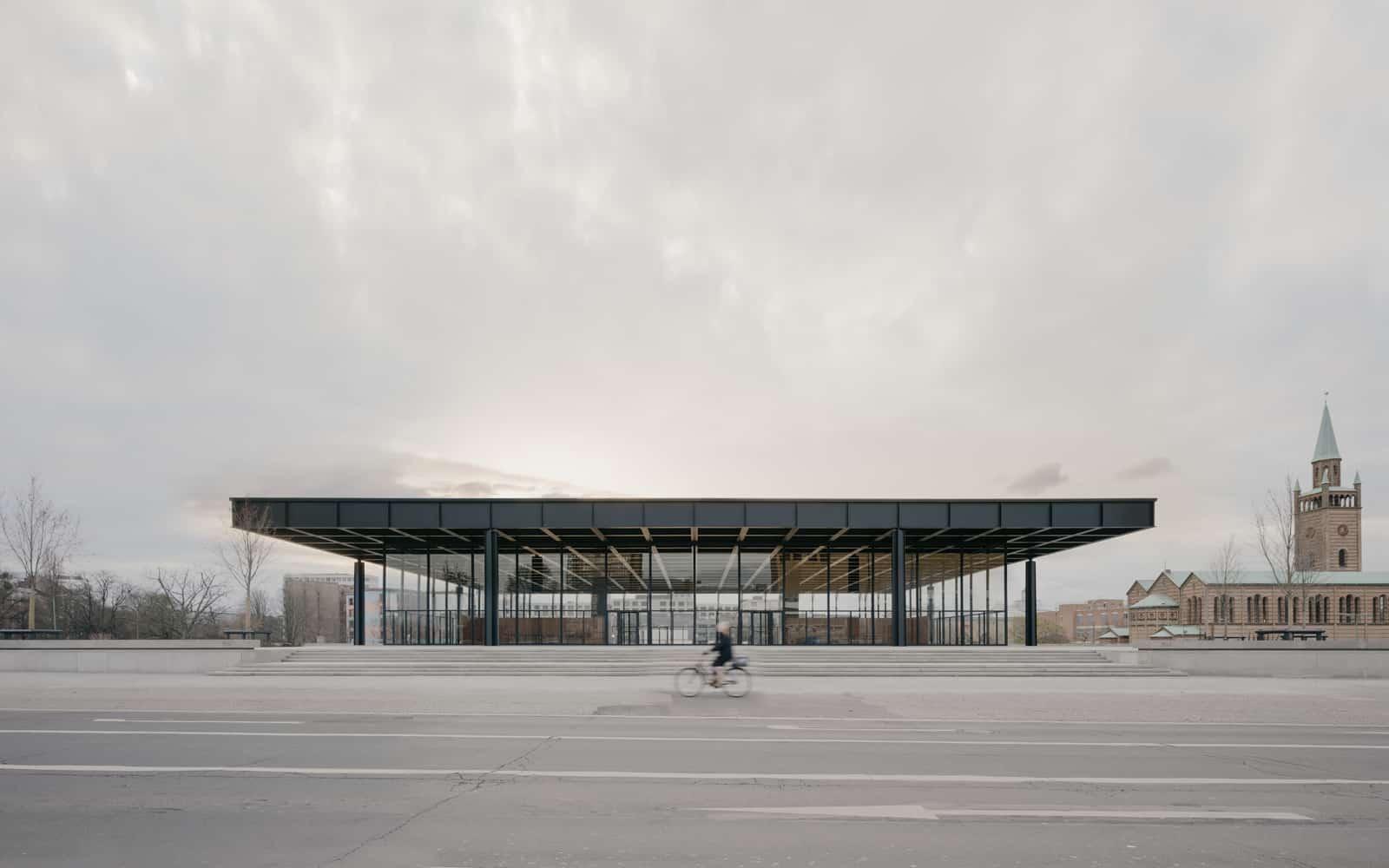 Neue Nationalgalerie Refurbishment  - 20210625 Chipperfield NeueNationalgalerieRefurbishment 01 31
