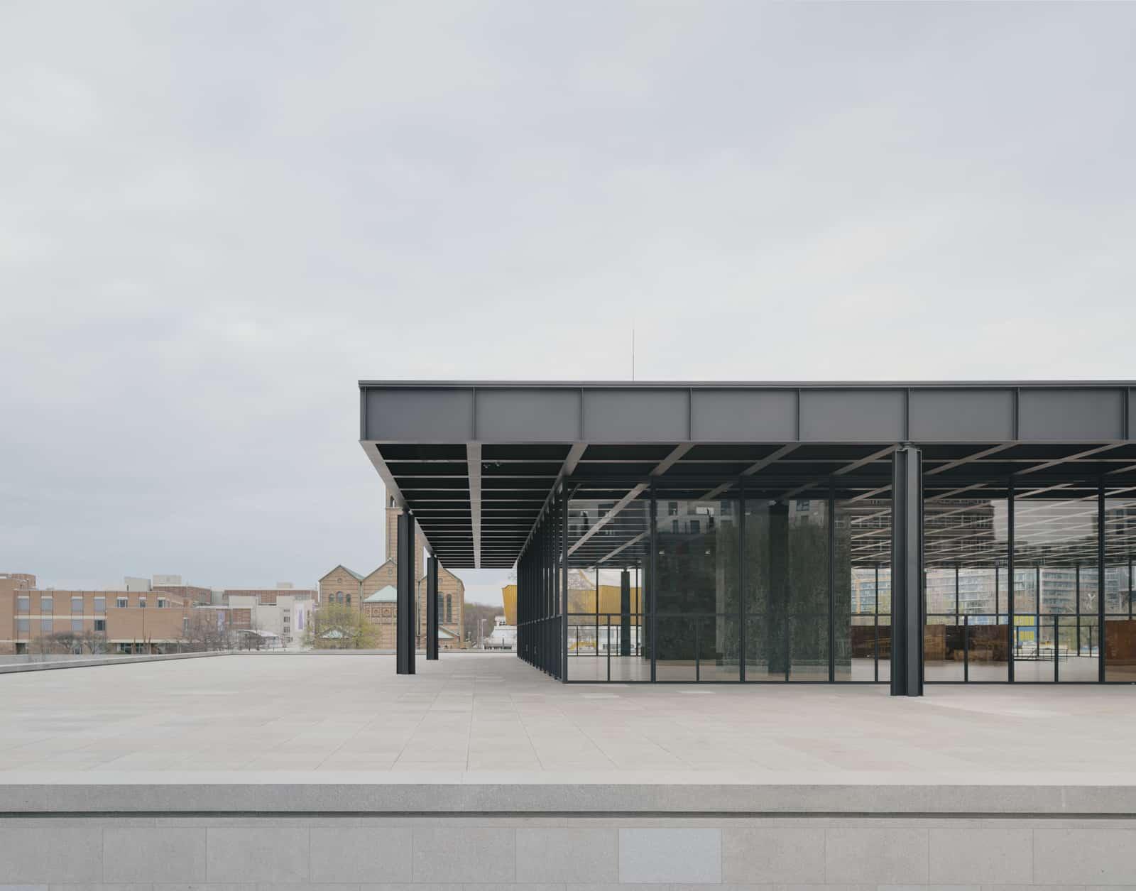 Neue Nationalgalerie Refurbishment  - 20210625 Chipperfield NeueNationalgalerieRefurbishment 03 35