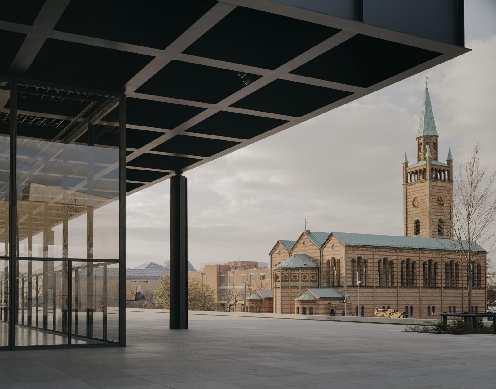Neue Nationalgalerie Refurbishment  - 20210625 Chipperfield NeueNationalgalerieRefurbishment 04 37