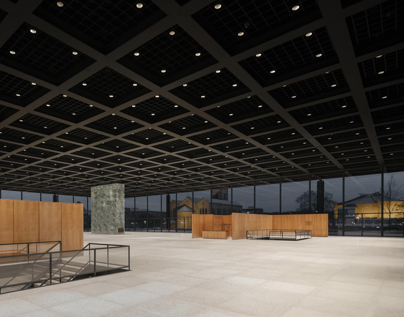 Neue Nationalgalerie Refurbishment  - 20210625 Chipperfield NeueNationalgalerieRefurbishment 07.1 1 43