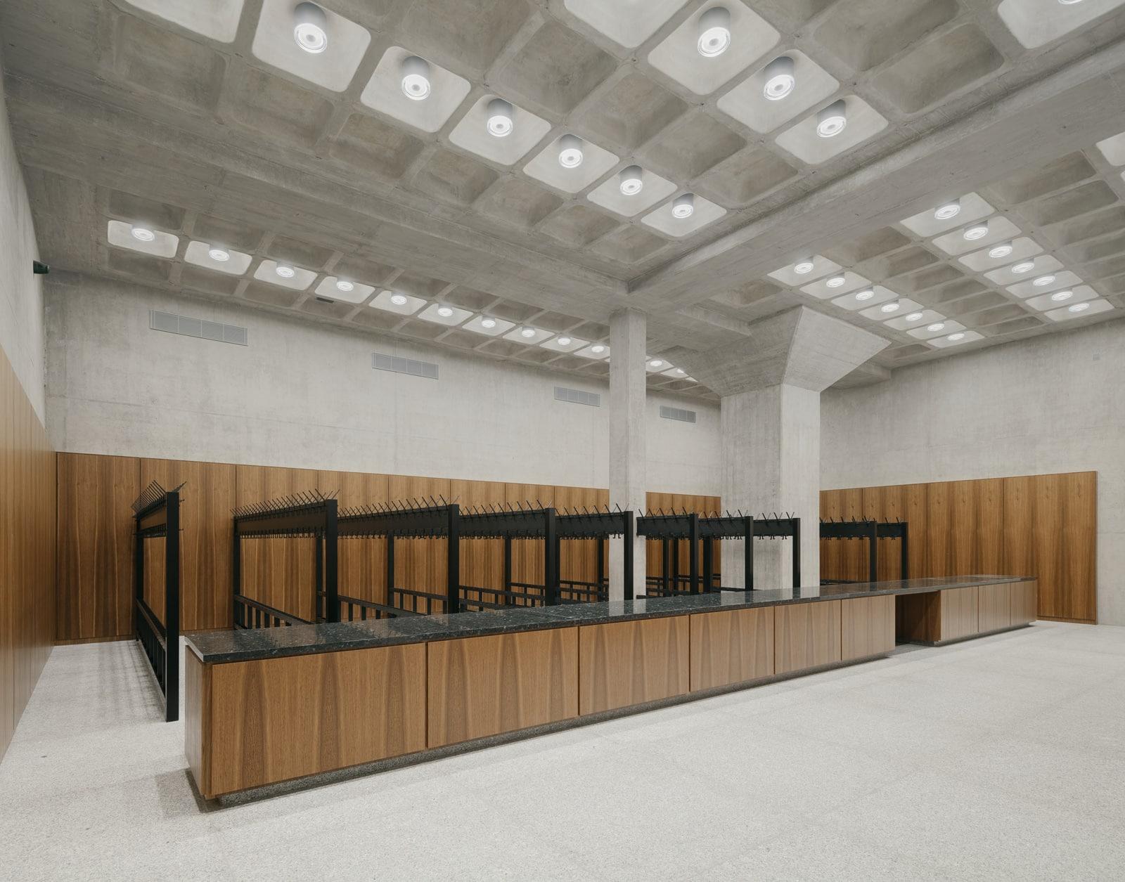 Neue Nationalgalerie Refurbishment  - 20210625 Chipperfield NeueNationalgalerieRefurbishment 09.1 49