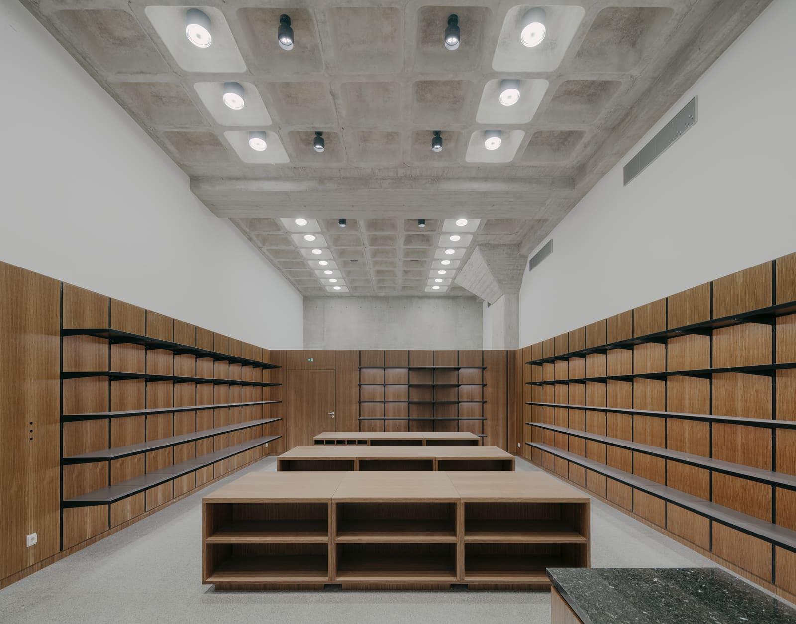Neue Nationalgalerie Refurbishment  - 20210625 Chipperfield NeueNationalgalerieRefurbishment 09.2 51