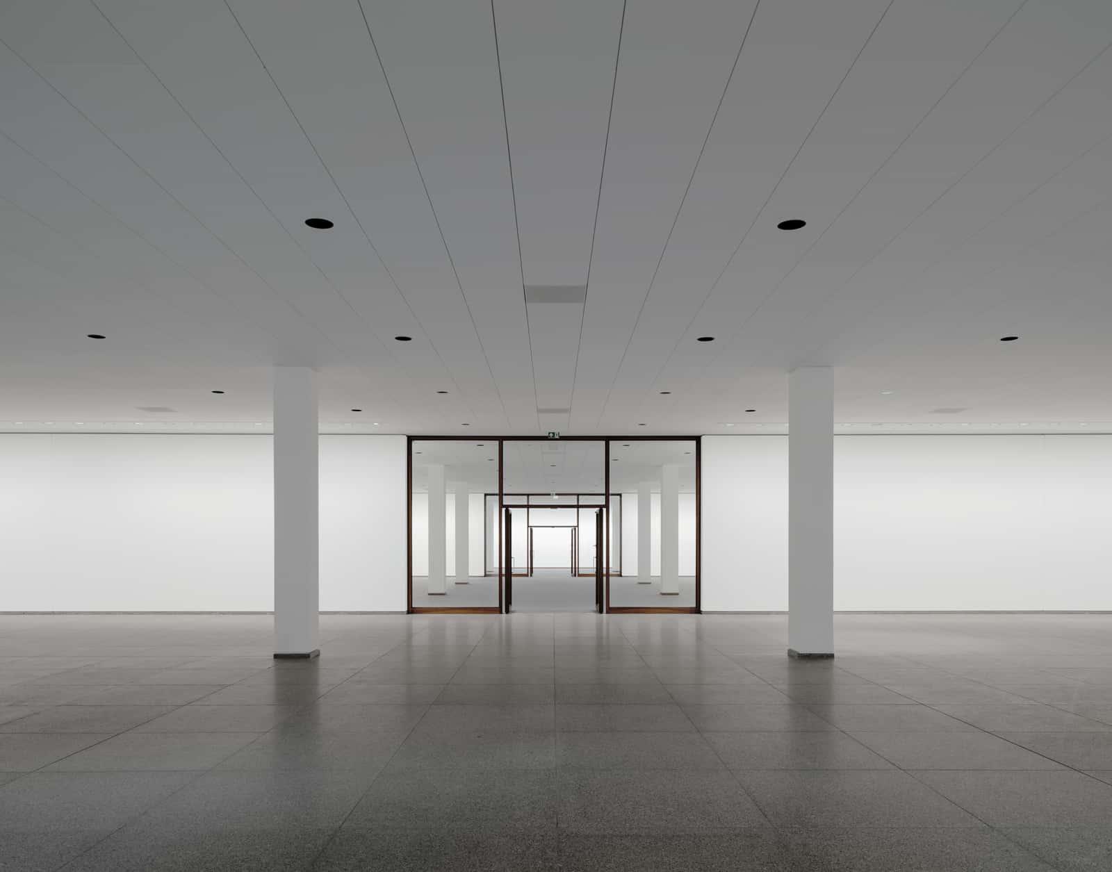 Neue Nationalgalerie Refurbishment  - 20210625 Chipperfield NeueNationalgalerieRefurbishment 10 53