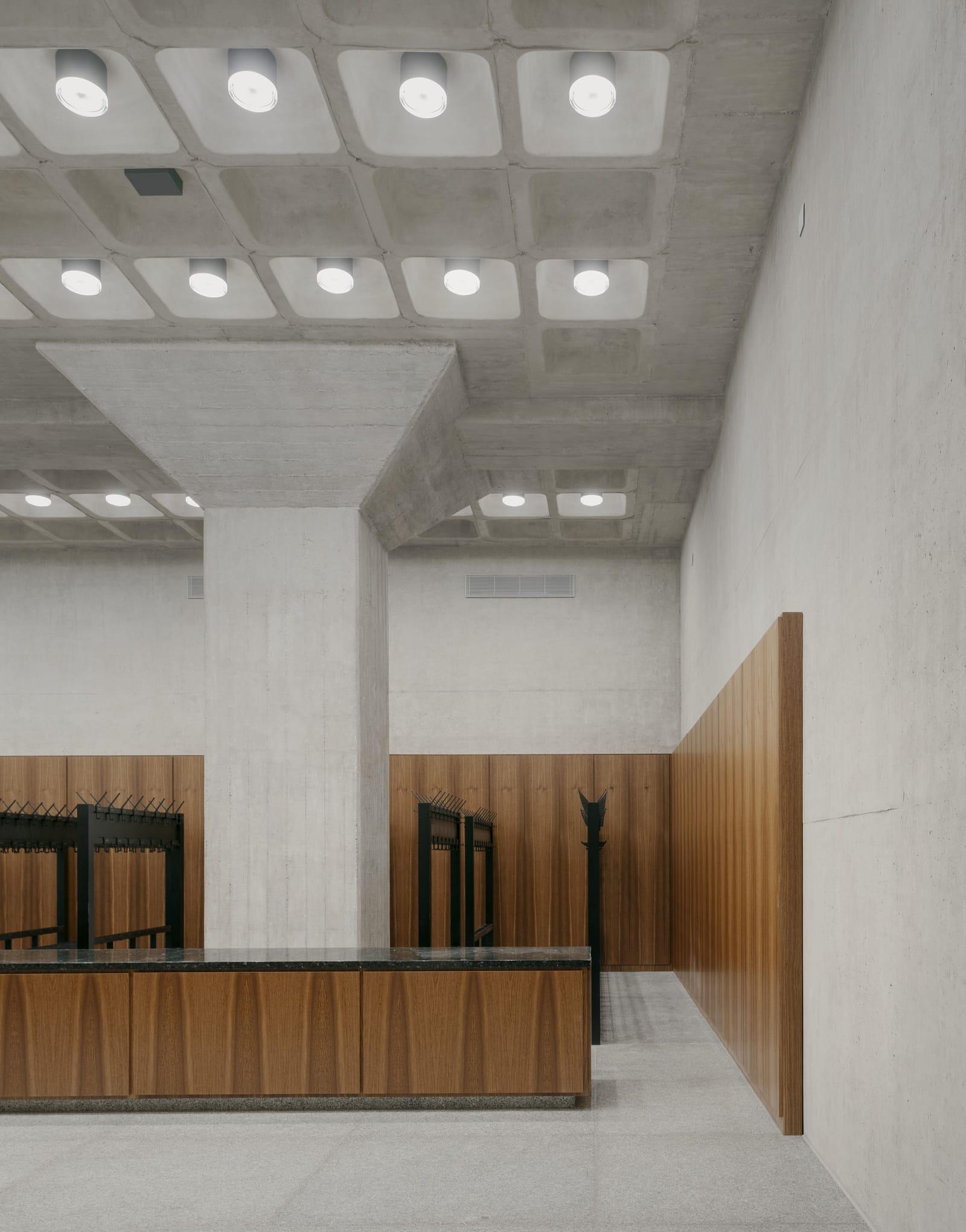 Neue Nationalgalerie Refurbishment  - 20210625 Chipperfield NeueNationalgalerieRefurbishment 11 55