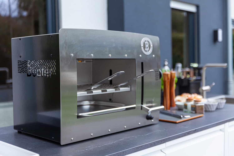 Exterior residential kitchen  - Belmento 5 53