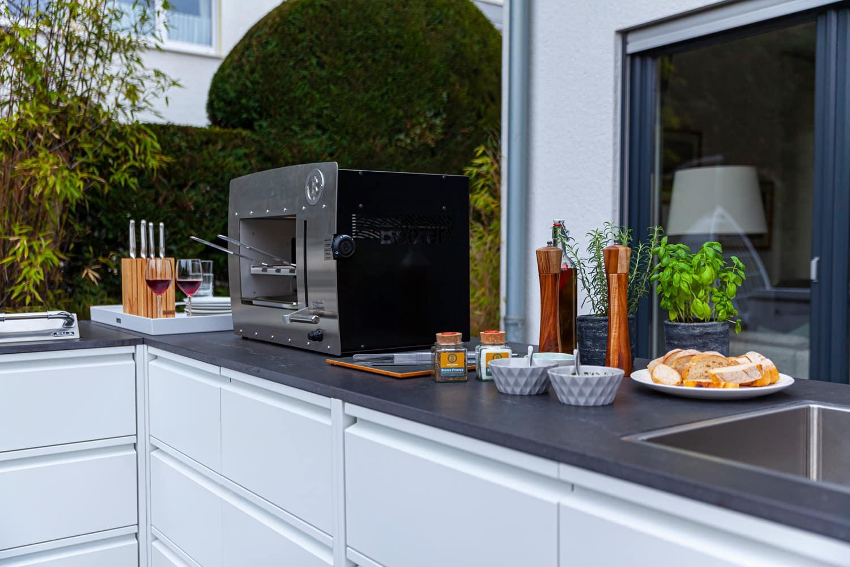 Exterior residential kitchen  - Belmento 7 51