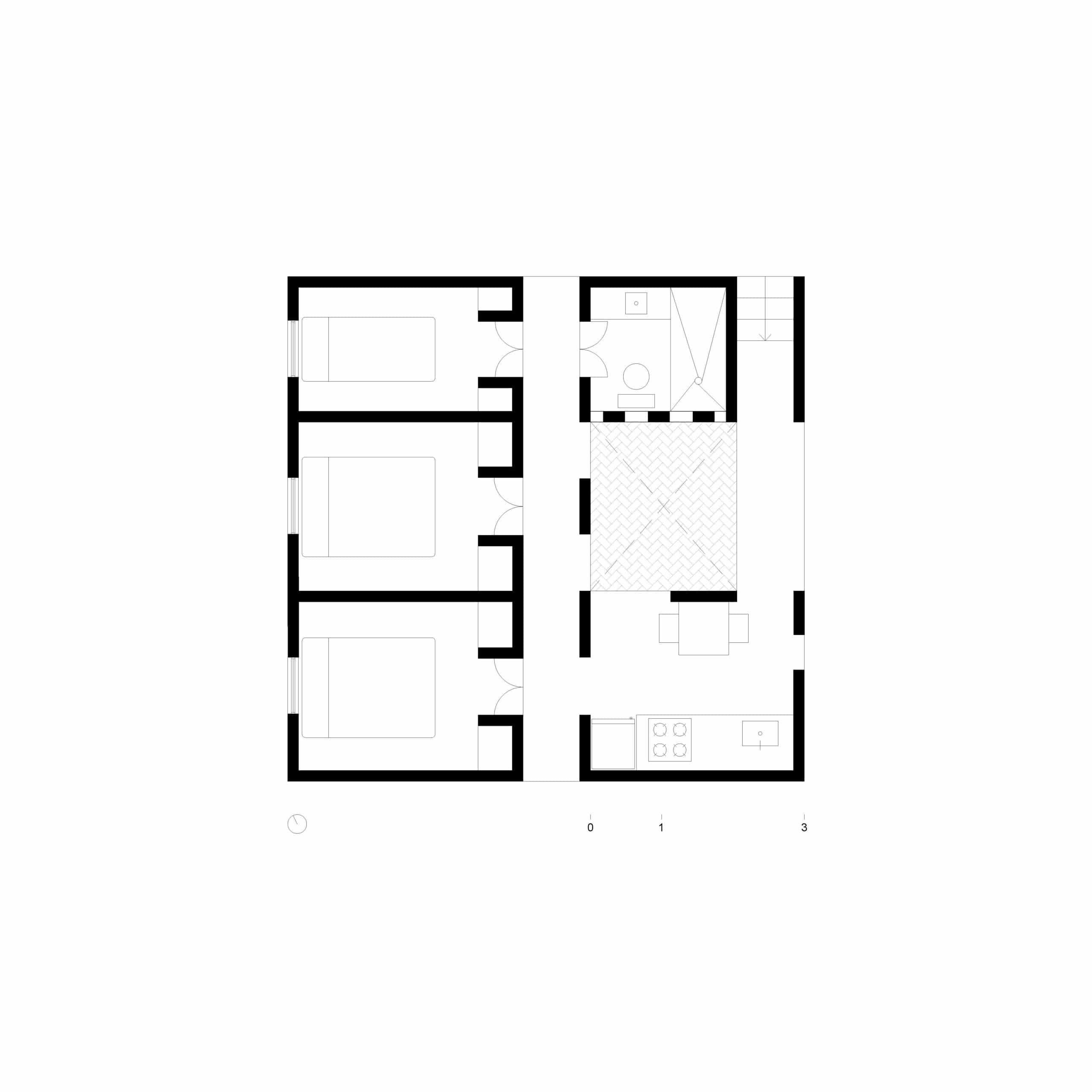 House for Axel  - casa para axel planta scaled 57