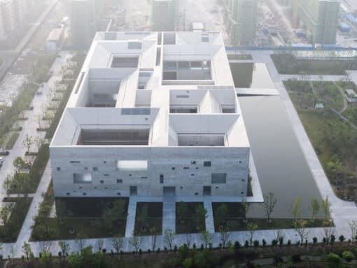 Inspirierende Projekte  - 20210702 Zhu Pei ShouCountyCultureArtCenter 00 71