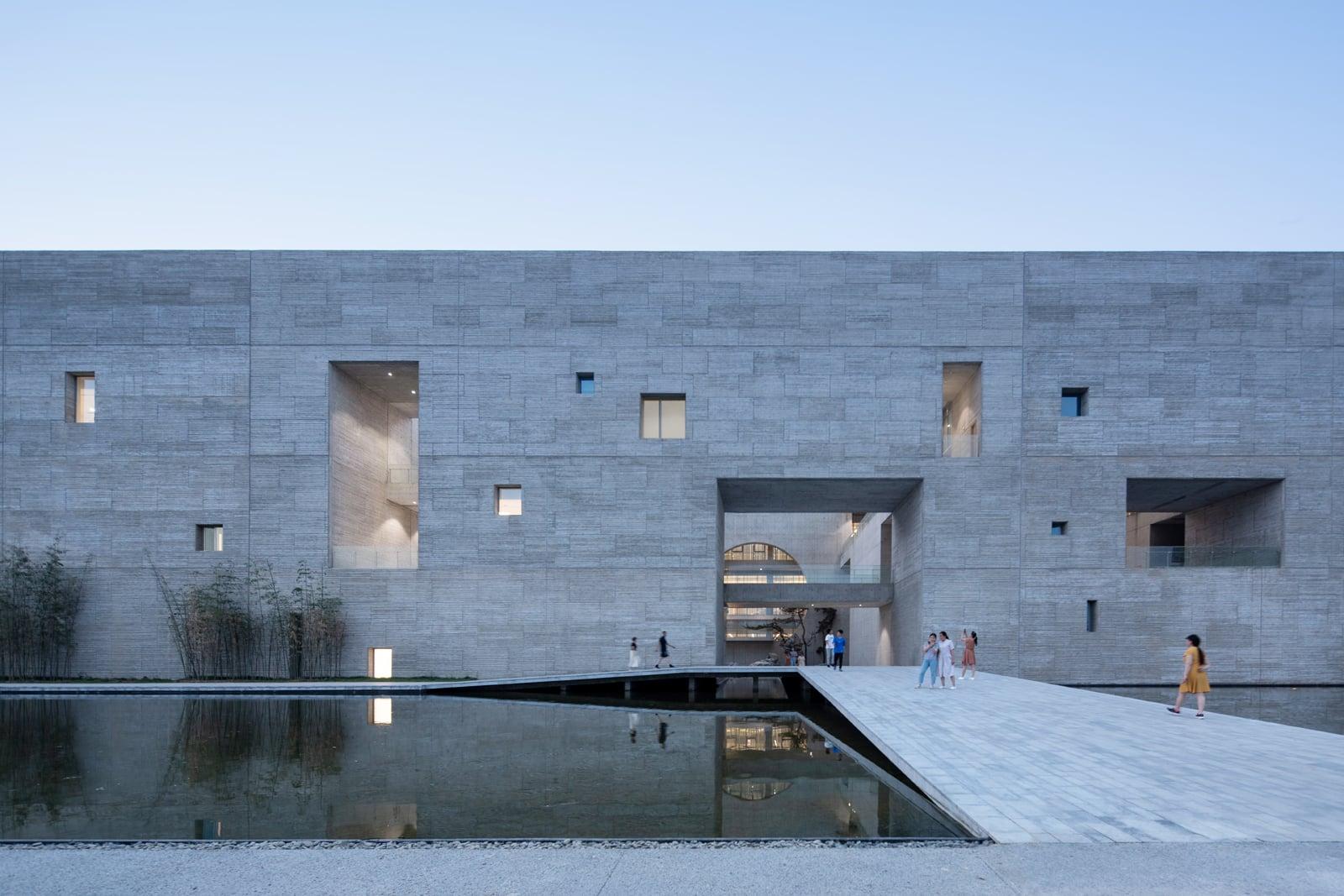 Shou County Culture and Art Center  - 20210702 Zhu Pei ShouCountyCultureArtCenter 01 31