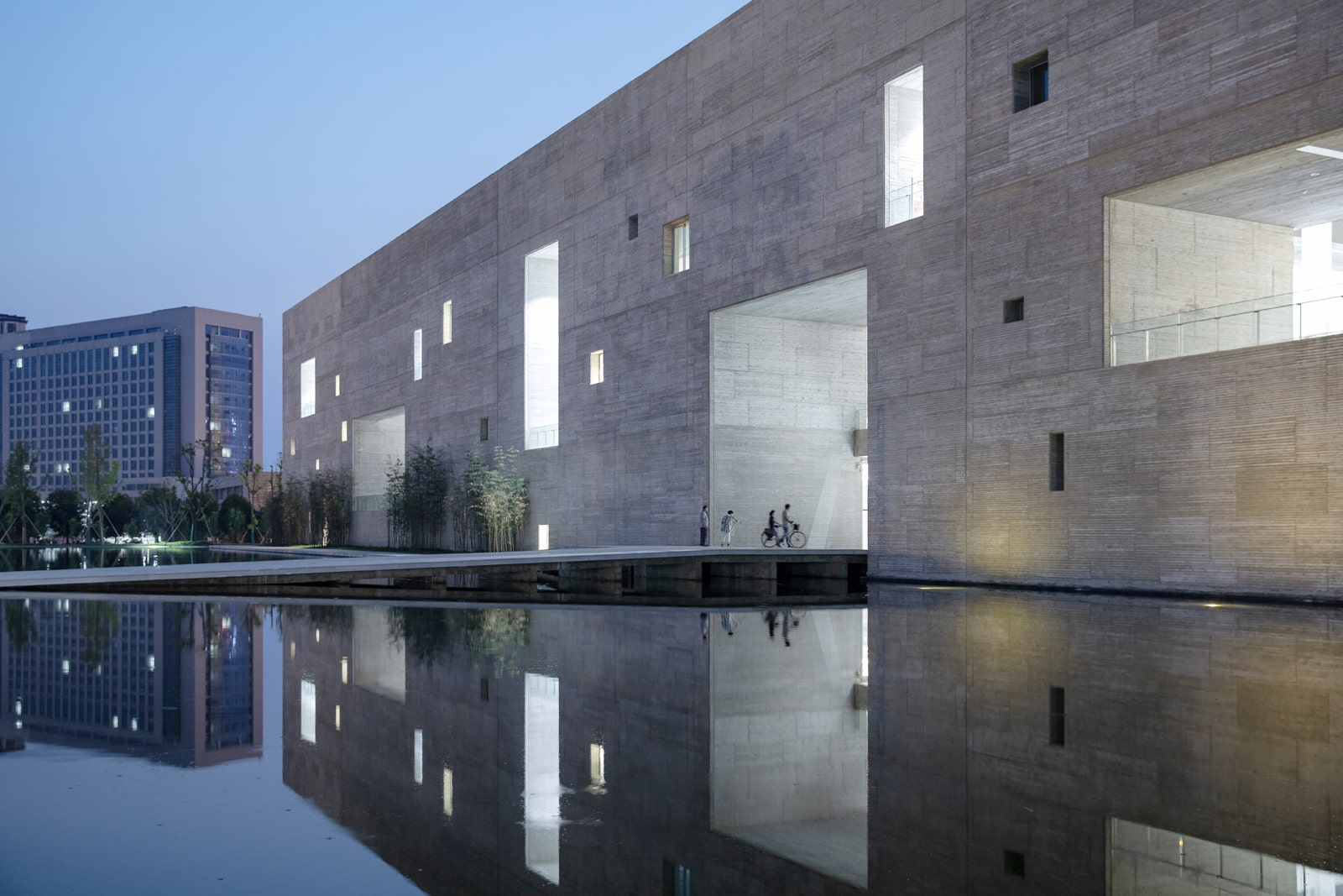 Shou County Culture and Art Center  - 20210702 Zhu Pei ShouCountyCultureArtCenter 02 33