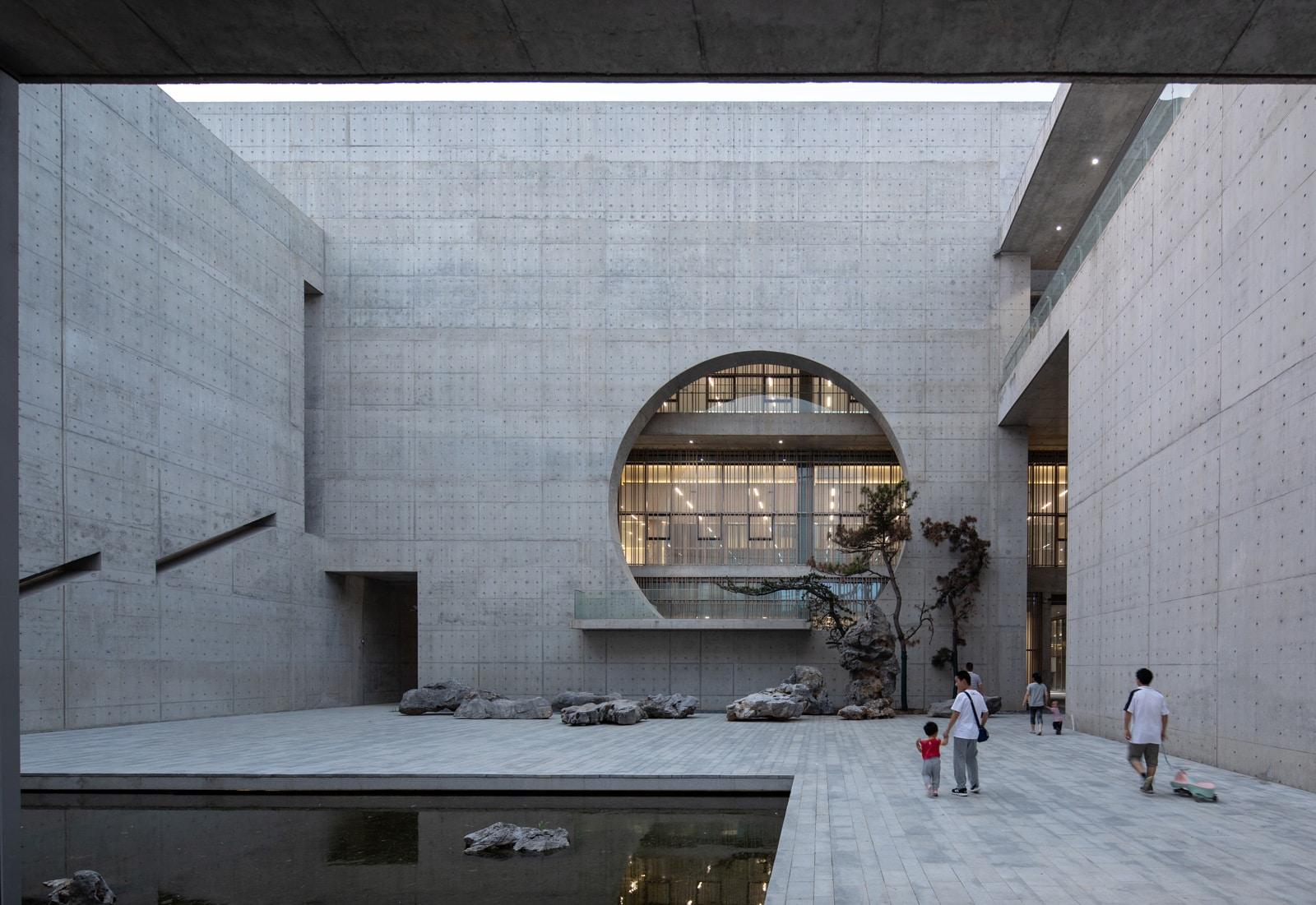 Shou County Culture and Art Center  - 20210702 Zhu Pei ShouCountyCultureArtCenter 03 35