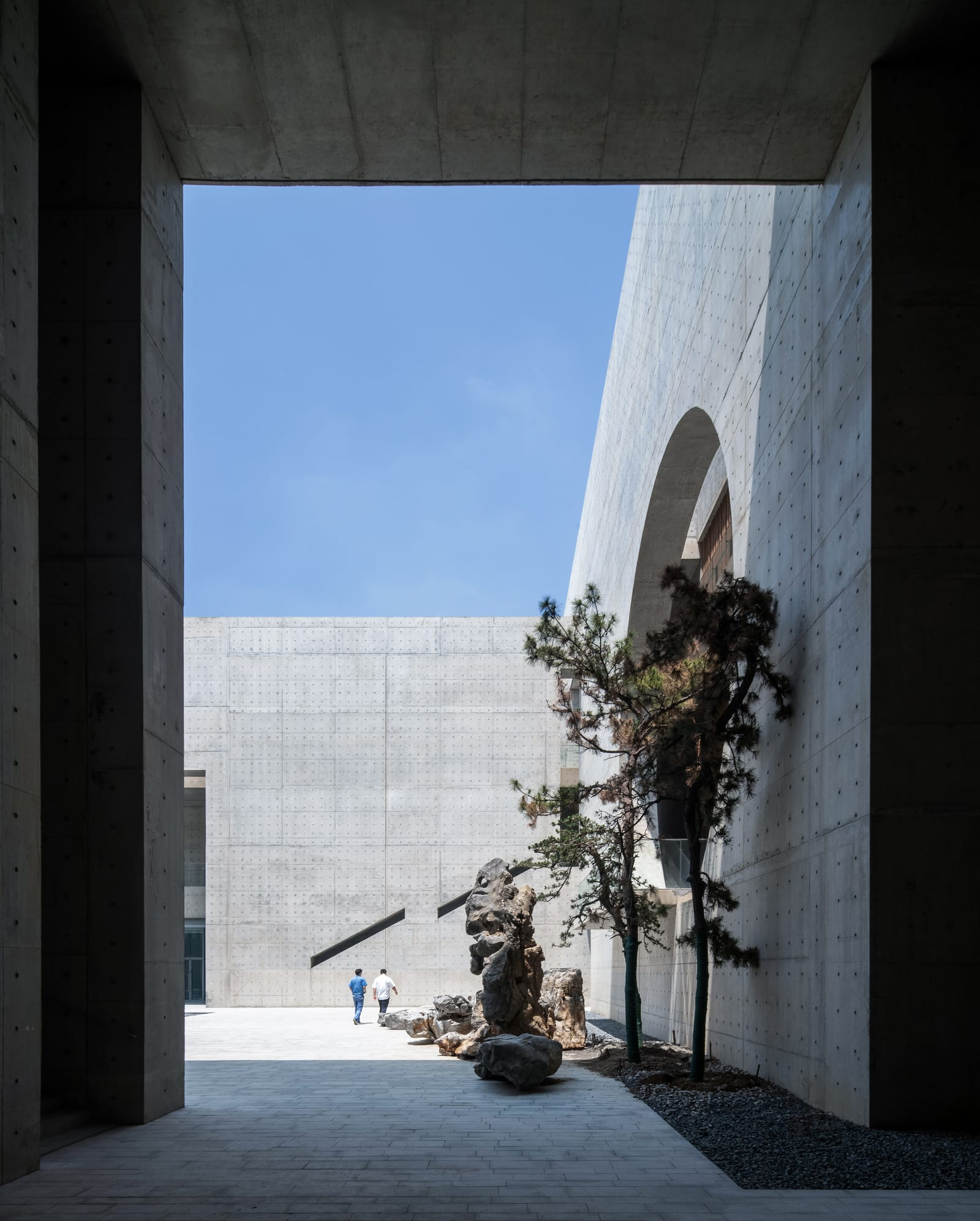 Shou County Culture and Art Center  - 20210702 Zhu Pei ShouCountyCultureArtCenter 04 37