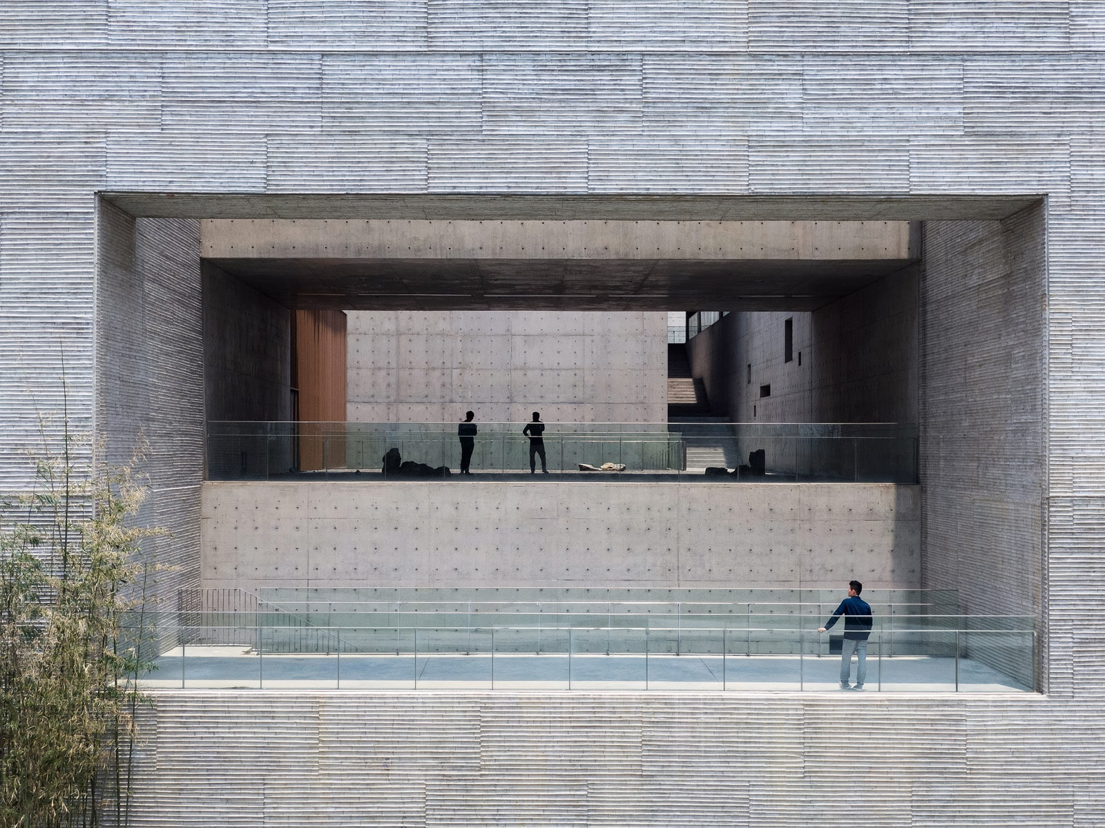 Shou County Culture and Art Center  - 20210702 Zhu Pei ShouCountyCultureArtCenter 06 41