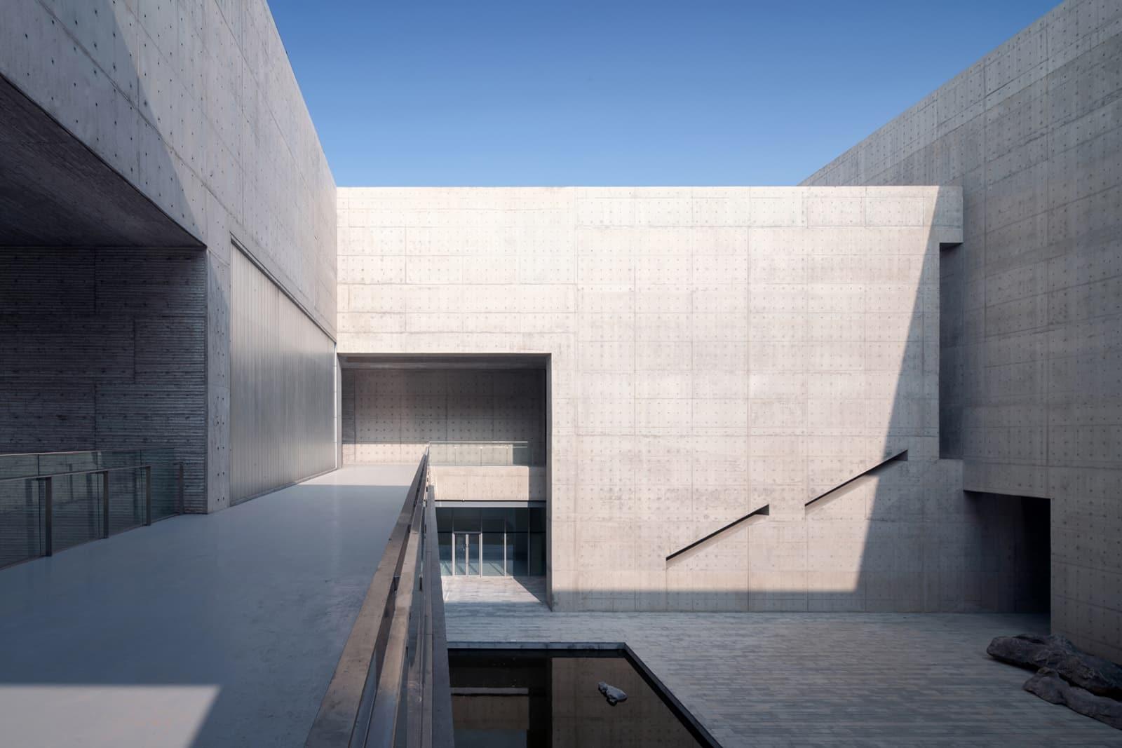 Shou County Culture and Art Center  - 20210702 Zhu Pei ShouCountyCultureArtCenter 07.2 1 43