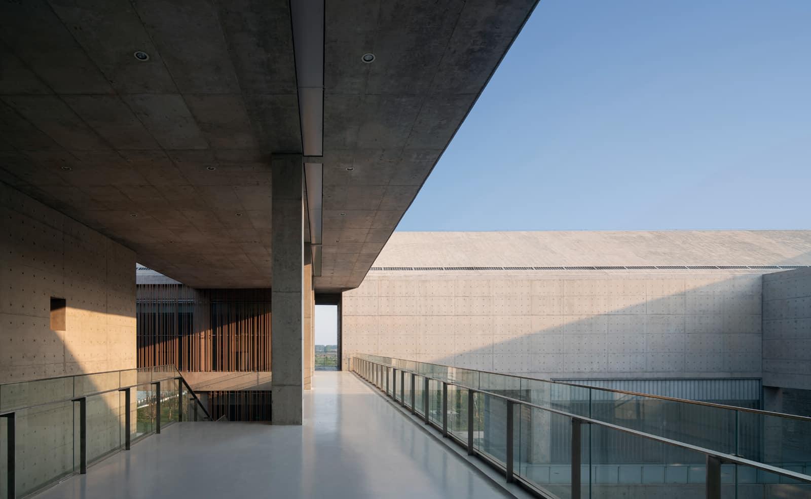 Shou County Culture and Art Center  - 20210702 Zhu Pei ShouCountyCultureArtCenter 10 53