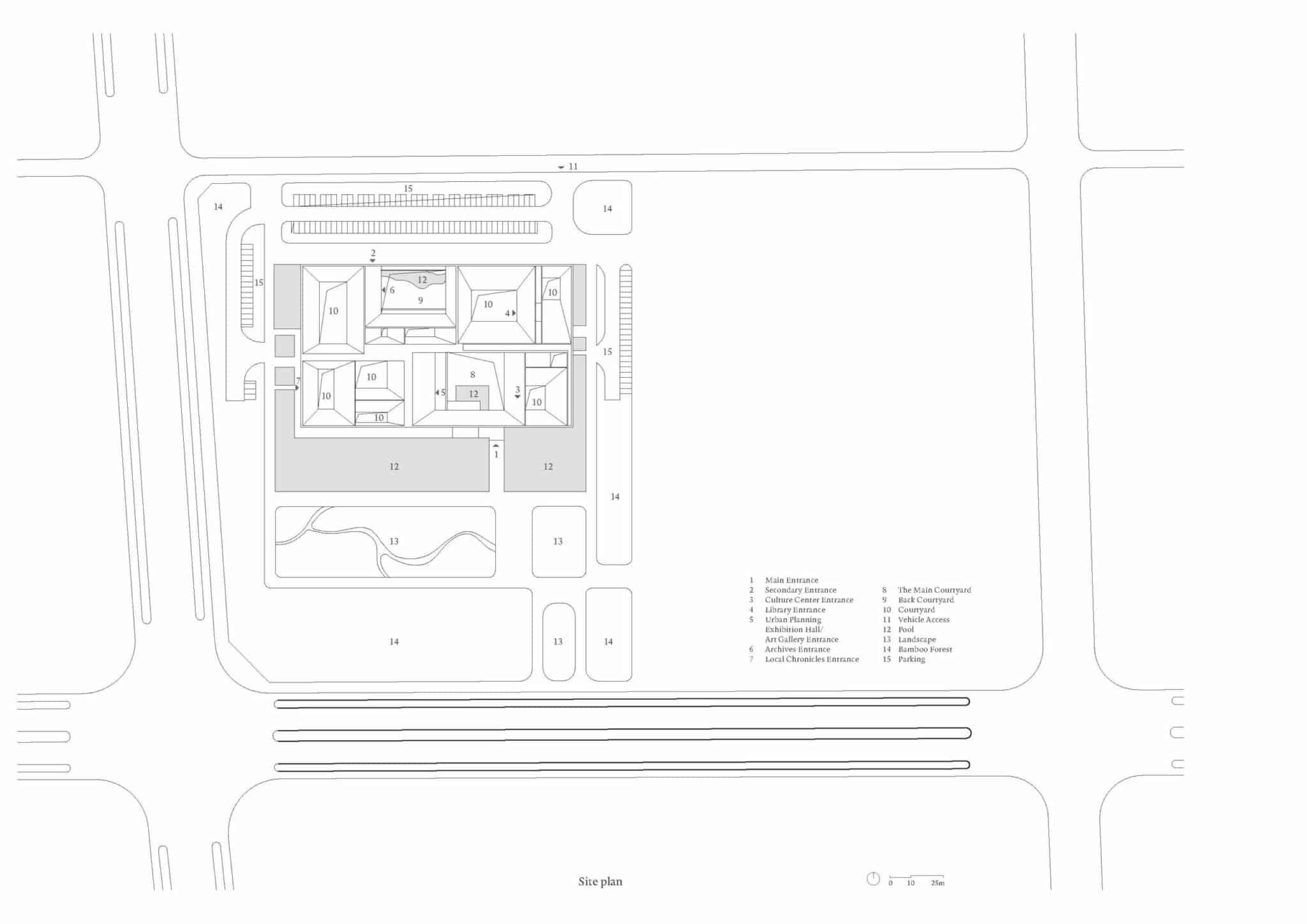 Shou County Culture and Art Center  - 20210702 Zhu Pei ShouCountyCultureArtCenter 12.1 scaled 59