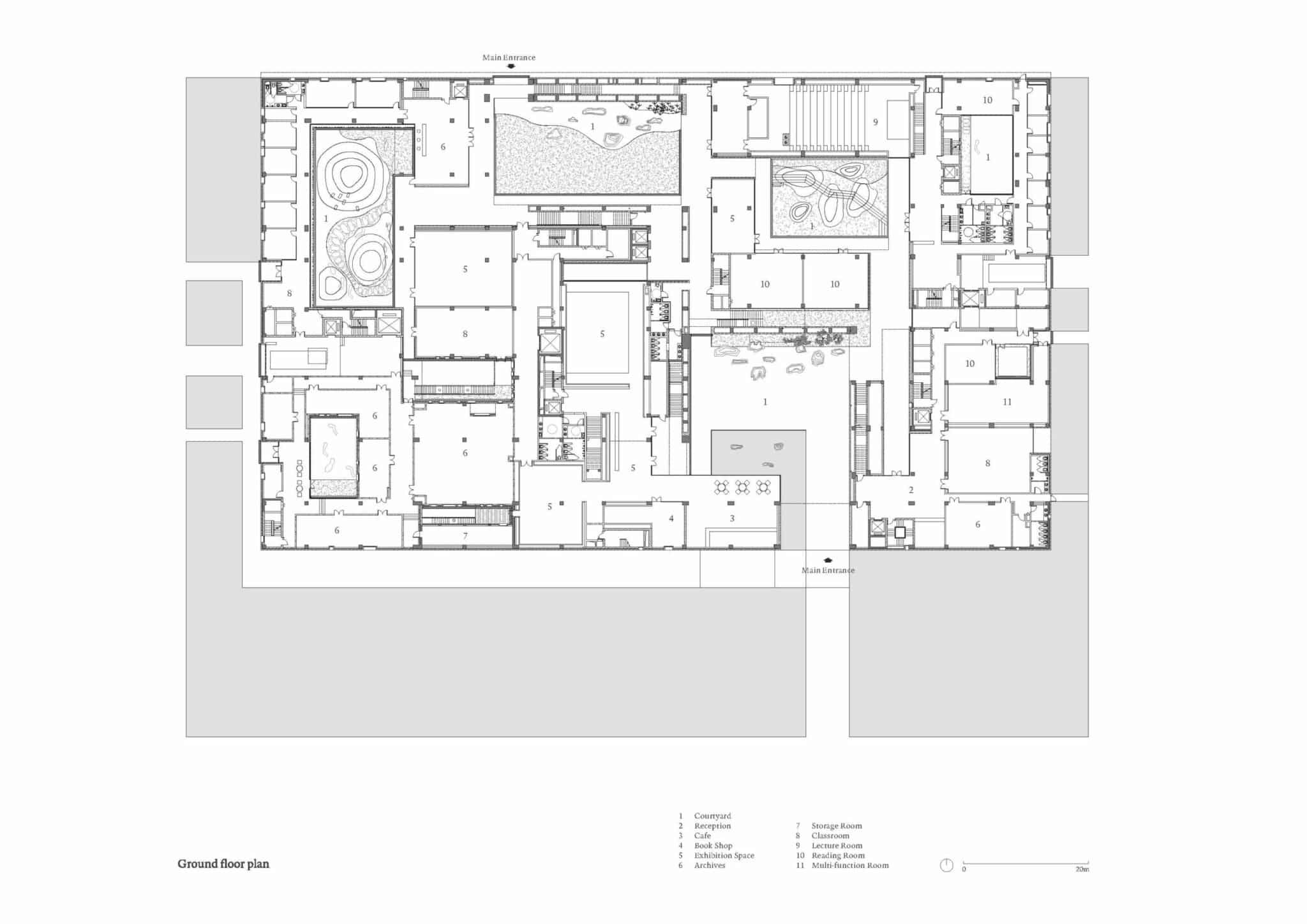 Shou County Culture and Art Center  - 20210702 Zhu Pei ShouCountyCultureArtCenter 12.2.1 scaled 61