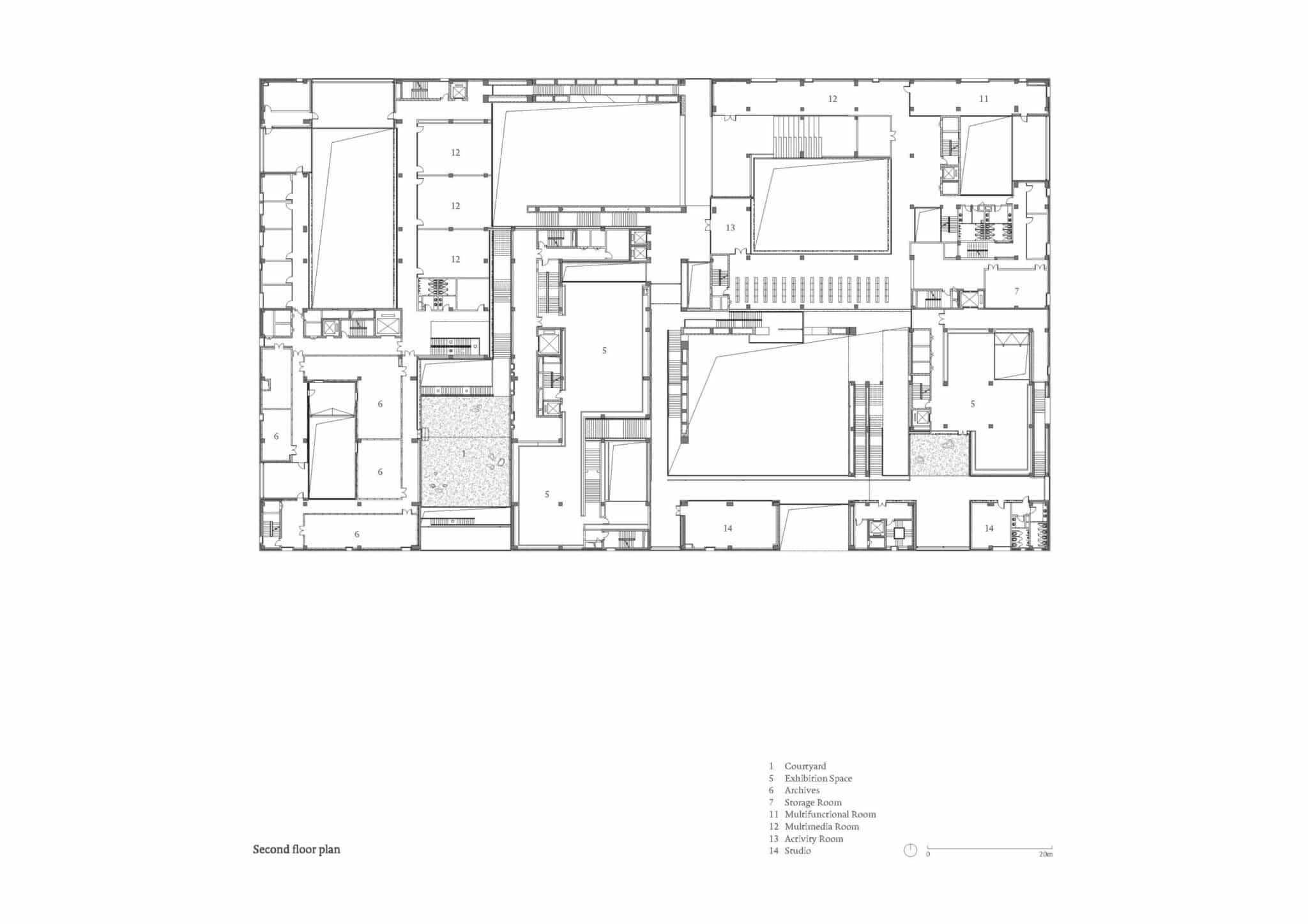 Shou County Culture and Art Center  - 20210702 Zhu Pei ShouCountyCultureArtCenter 12.2.2 scaled 63