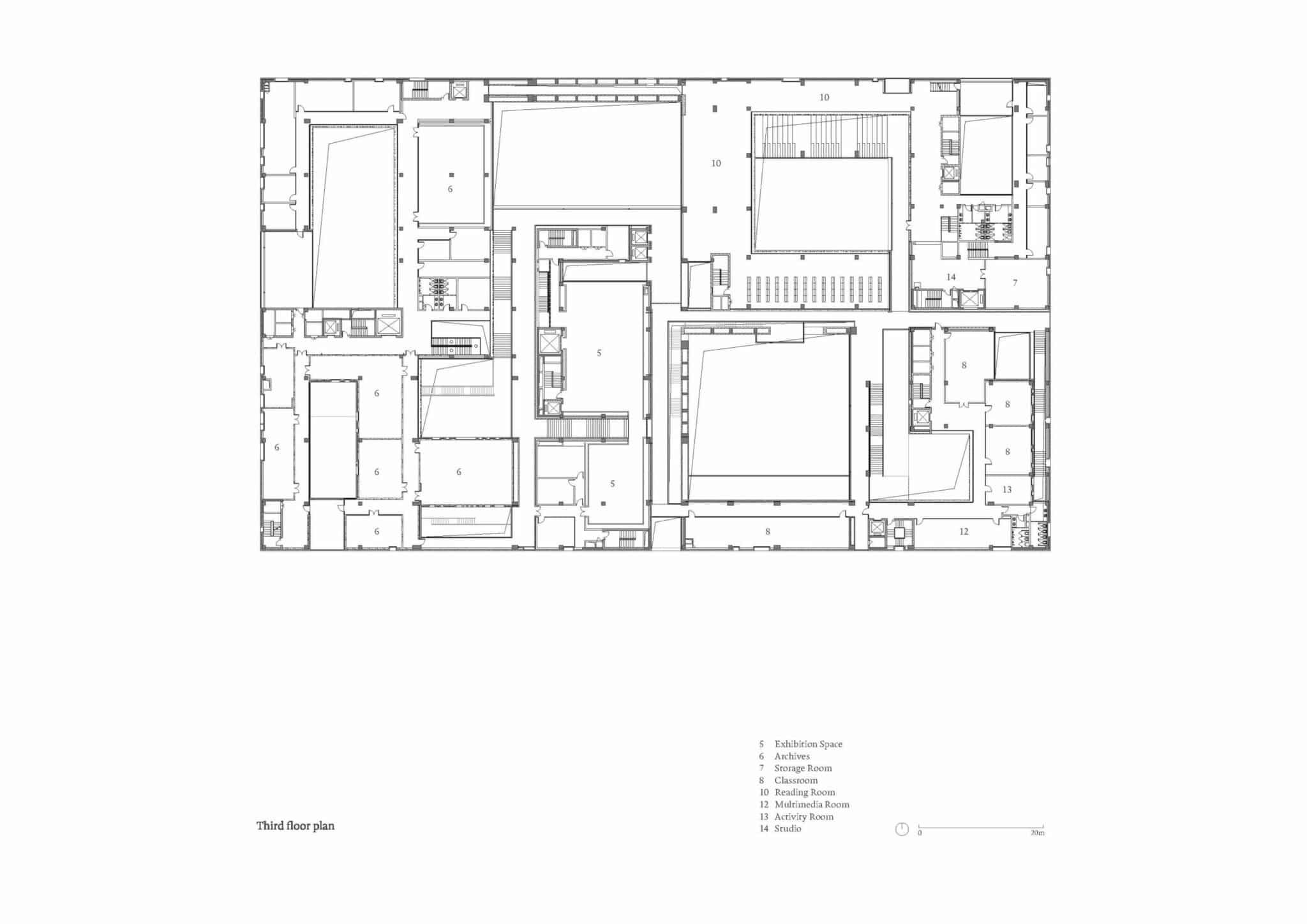 Shou County Culture and Art Center  - 20210702 Zhu Pei ShouCountyCultureArtCenter 12.2.3 scaled 65
