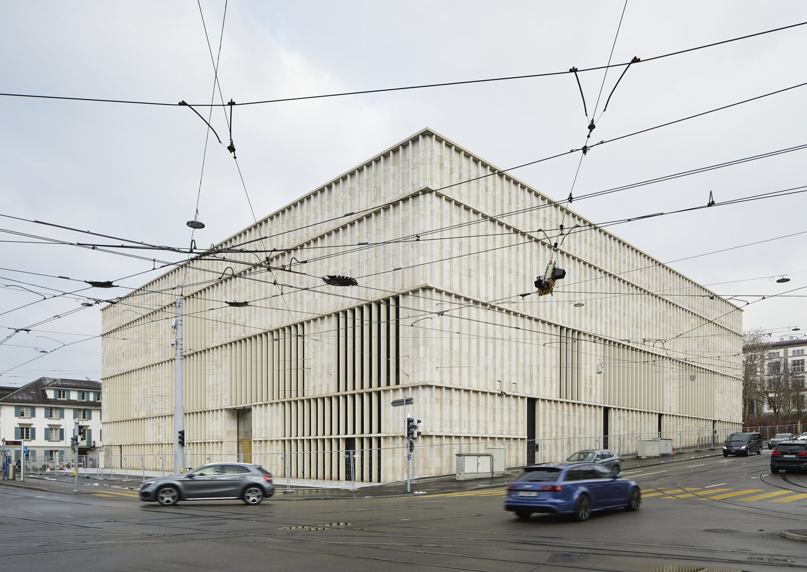 Kunsthaus Zürich  - 20210712 Chipperfield Kunsthaus 02 33
