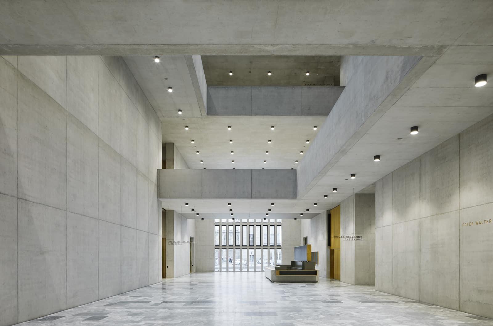 Kunsthaus Zürich  - 20210712 Chipperfield Kunsthaus 03 35