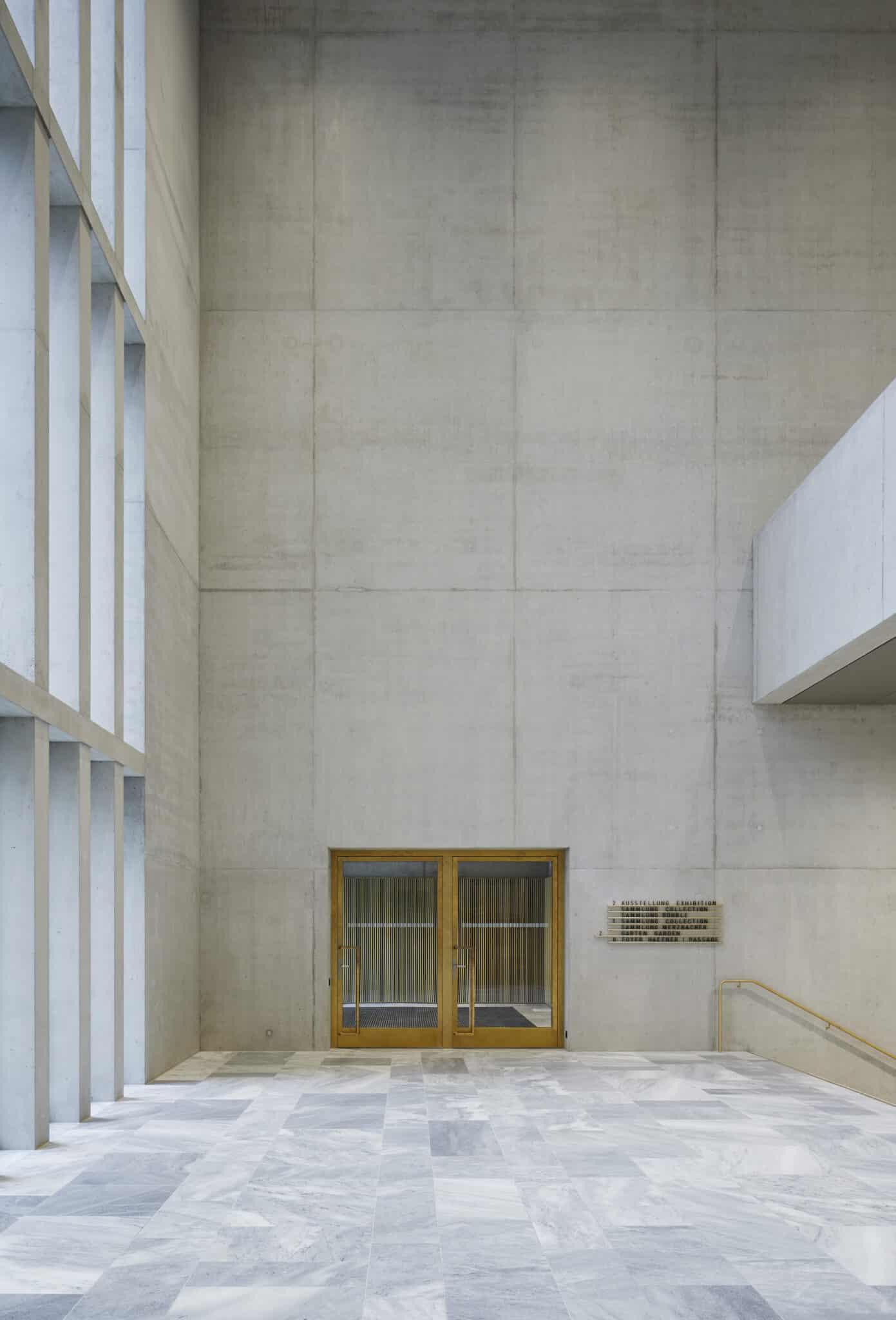 Kunsthaus Zürich  - 20210712 Chipperfield Kunsthaus 04.1 37