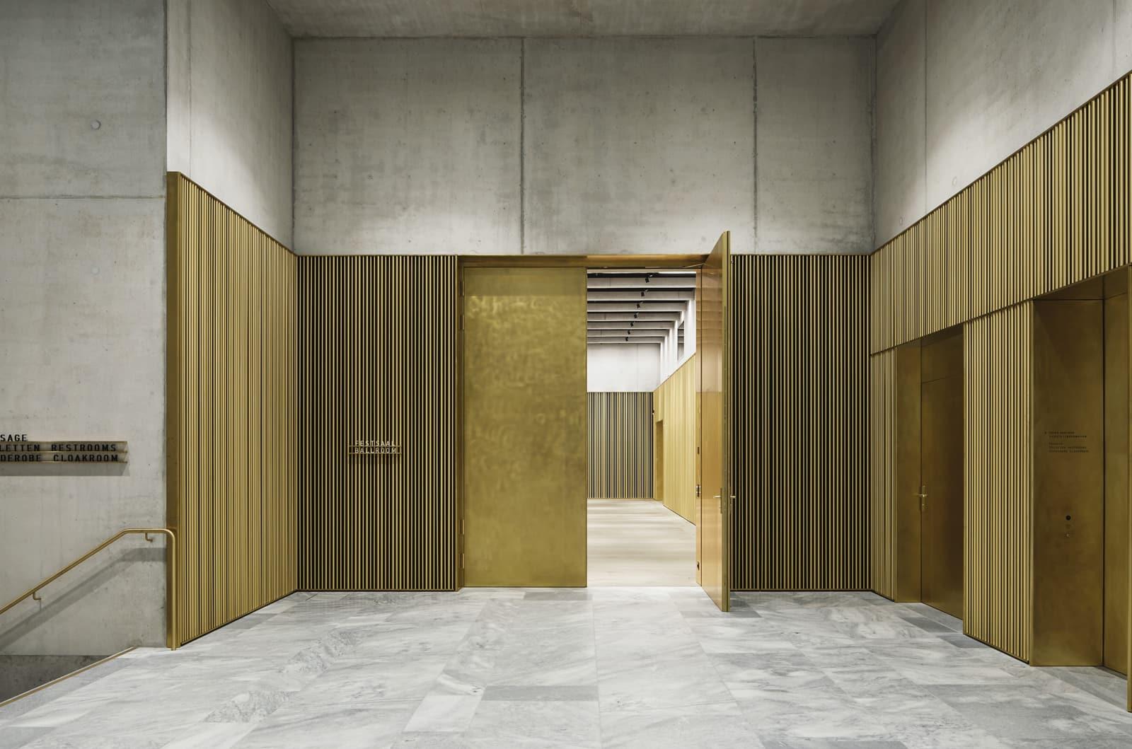 Kunsthaus Zürich  - 20210712 Chipperfield Kunsthaus 05 41