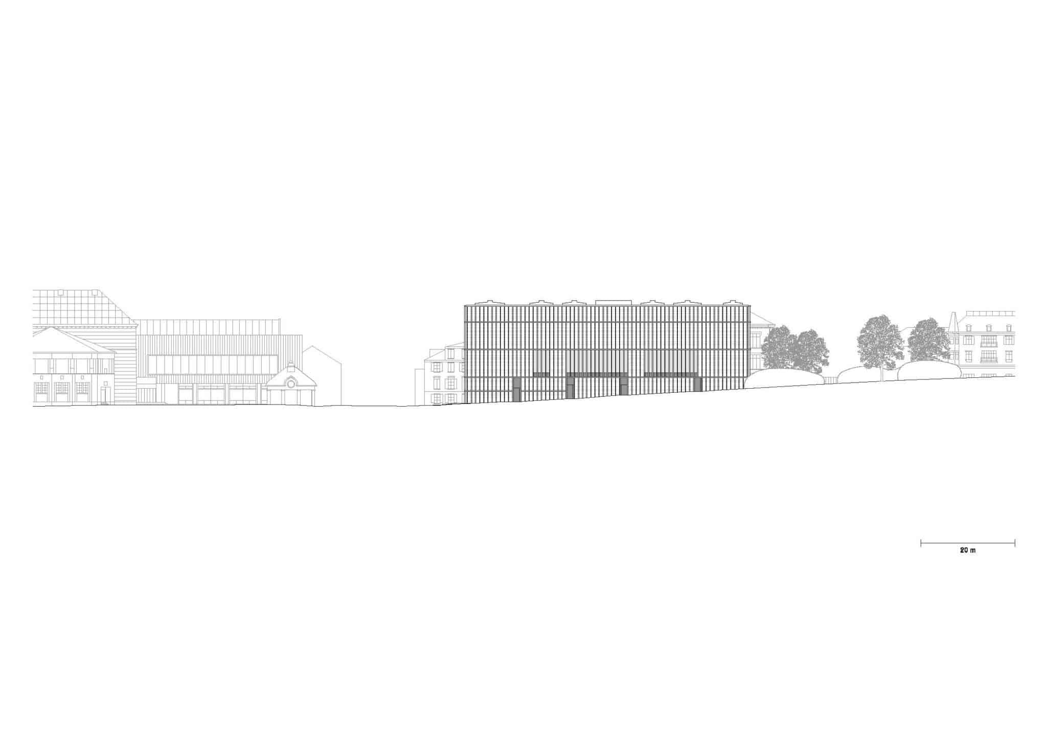 Kunsthaus Zürich  - 20210712 Chipperfield Kunsthaus 12.2.1 59