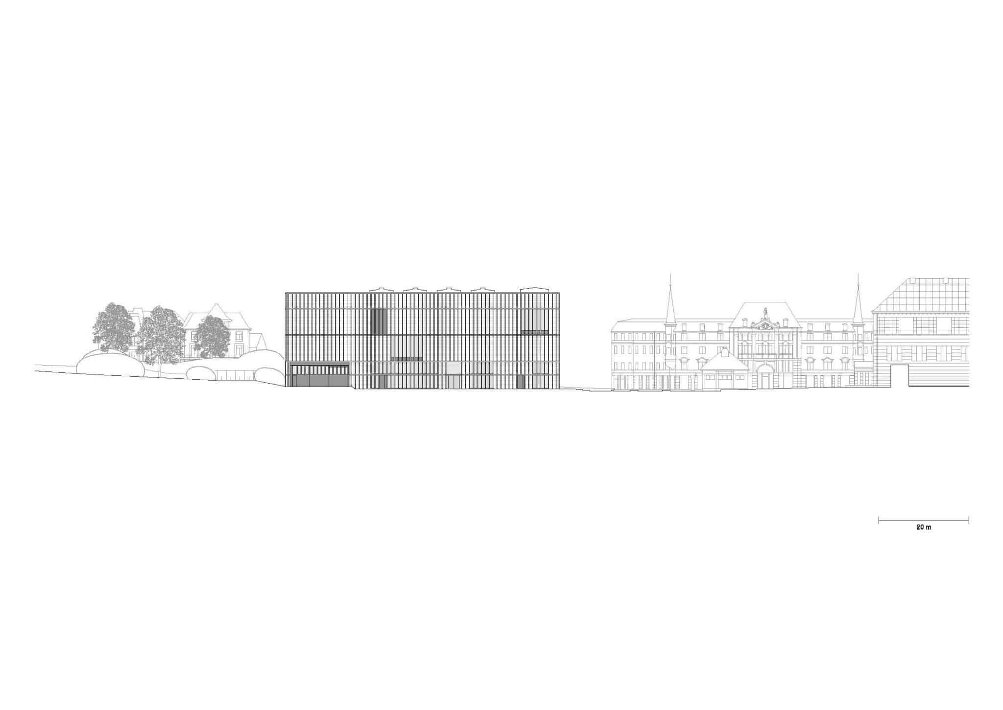 Kunsthaus Zürich  - 20210712 Chipperfield Kunsthaus 12.2.4 65